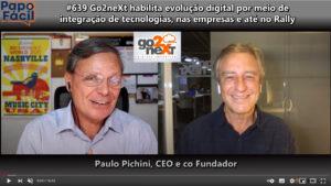 go2next - Go2neXt habilita evolução digital integrando de tecnologias nas empresas e até no Rally
