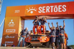 considerações finais do Rally dos Sertões 2021